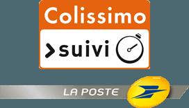 Logo Colissimo de la Poste