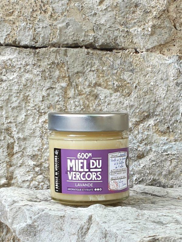 Pot de miel de lavande 250 g